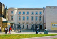 Black Cultural Archives, Windrush Square, Brixton, London, UK