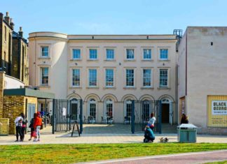 Black Cultural Archives, Windrush Square, Brixton, London, UK