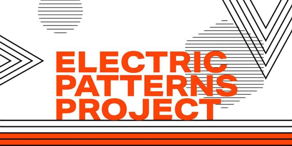 Electric Patterns Project logo