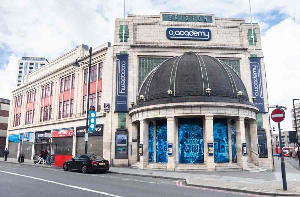 Brixton O2 Academy exterior
