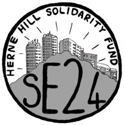 The Herne Hill Solidarity Fund needs you!