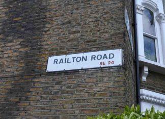 Image of Railton Road street sign