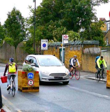 car and road calming measures