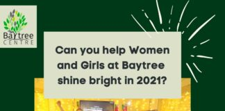 Baytree Christmas Give flyer 2020