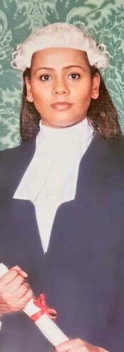 female barrister
