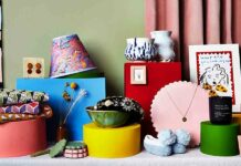 array of craft products