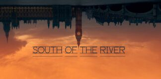 South of the River Poster