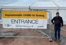 covid test site