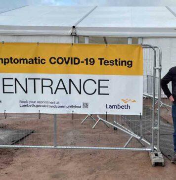 covid test site