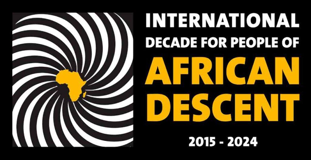 identity artwork for UN international year