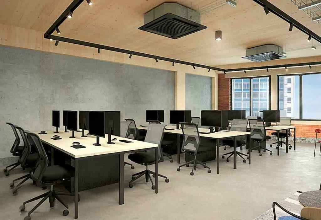 office studio space