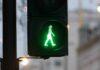 pedestrian crossing symbol