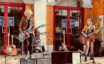 teen band open air
