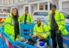 workers in hi-viz jackets