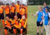 montage of two youth sport teams