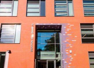 modern education building