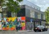 small urban art gallery