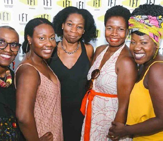 group of Black women