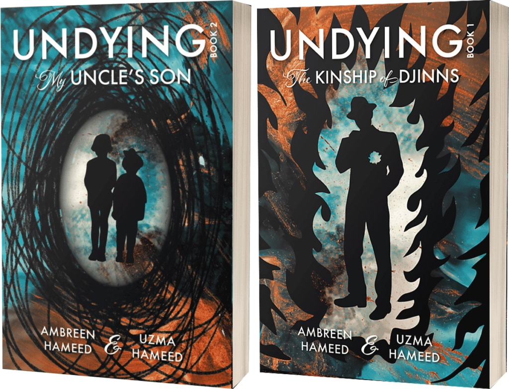 covers of two books