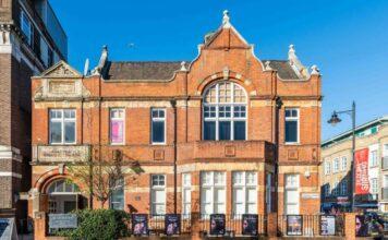 photo of theatre
