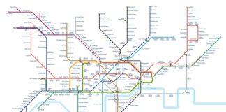 Tube map version
