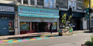 traditional shopfront